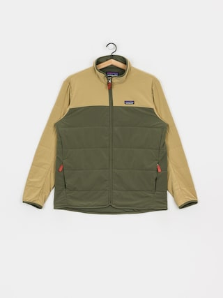Bunda Patagonia Pack In (industrial green)