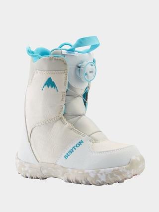 Obuv na snowboard Burton Grom Boa (white)