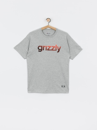 Triu010dko Grizzly Griptape X Champion Lowercase Fadeaway (grey heather)