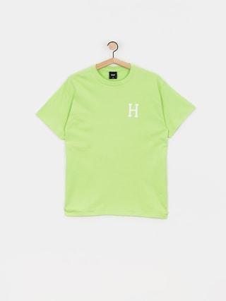 Tričko HUF Essentials Classic (hot lime)