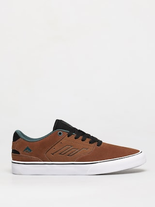 Topu00e1nky Emerica The Low Vulc (tan/black)