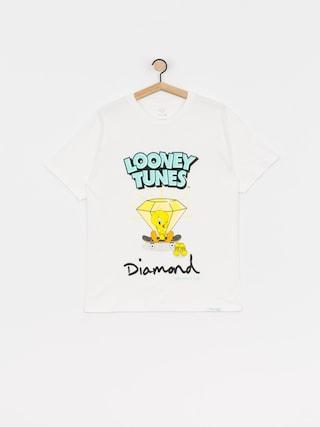 Triu010dko Diamond Supply Co. Tweety Skate (white)