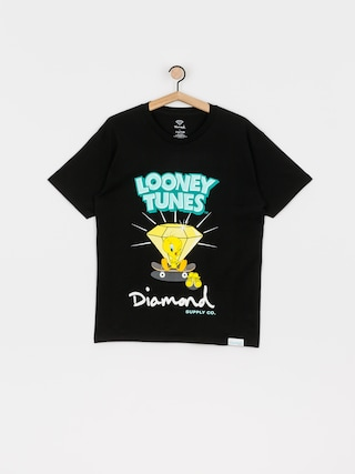 Triu010dko Diamond Supply Co. Tweety Skate (black)