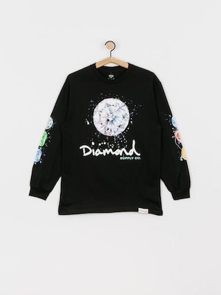 Triko Diamond Supply Co. Splash Sign (black)