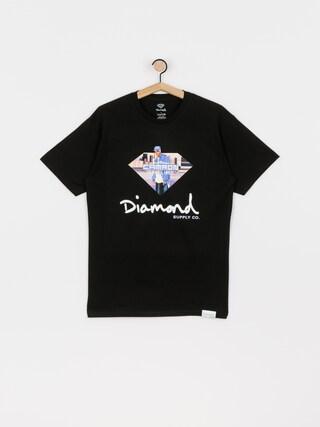 Triu010dko Diamond Supply Co. Cam Ron Sign (black)