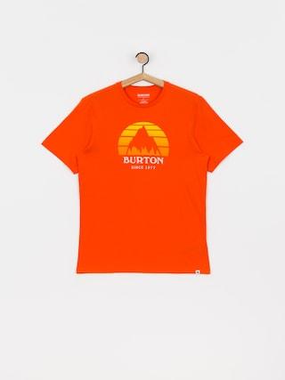 Tričko Burton Underhill (orangeade)