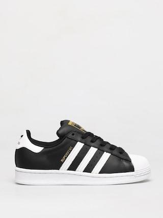 Topu00e1nky adidas Originals Superstar Wmn (cblack/ftwwht/cblack)