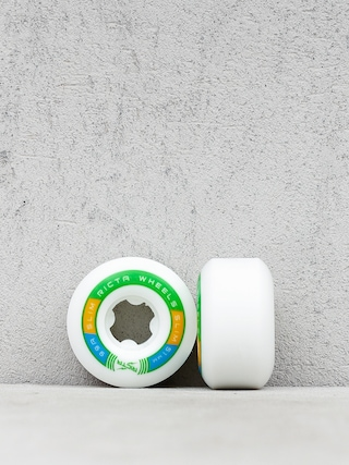Kolieska Ricta Rapido Slim (white/blue/green)