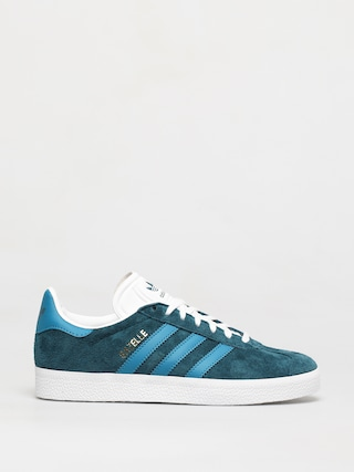 Topu00e1nky adidas Originals Gazelle Wmn (tech mineral/active teal/ftwr white)