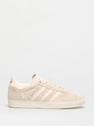Topánky adidas Originals Gazelle Wmn (ecru tint s18/ecru tint s18/chalk white)