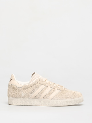 Topu00e1nky adidas Originals Gazelle Wmn (ecru tint s18/ecru tint s18/chalk white)