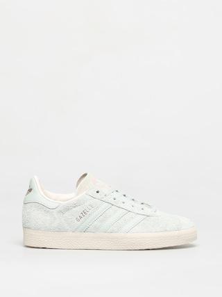 Topánky adidas Originals Gazelle Wmn (vapour green/vapour green/chalk white)
