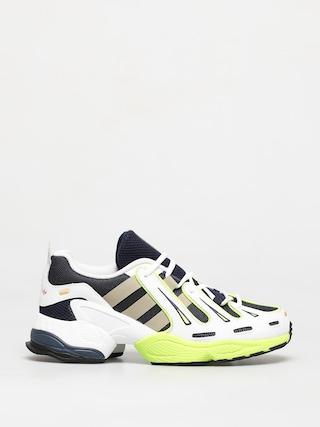 Topu00e1nky adidas Originals Eqt Gazelle (collegiate navy/gold met./solar yellow)