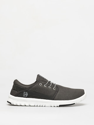 Topu00e1nky Etnies Scout (dark grey/black/white)