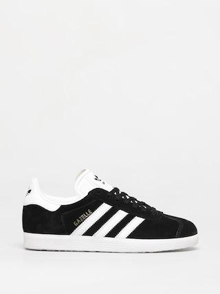 Topánky adidas Originals Gazelle (cblack/white/goldmt)