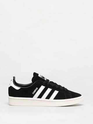 Topu00e1nky adidas Originals Campus (core black/ftwr white/chalk white)