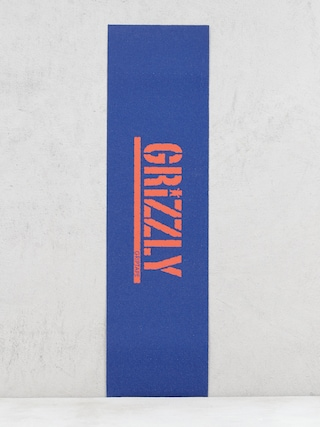 Grip Grizzly Griptape Stamp Necessities (navy/orange)