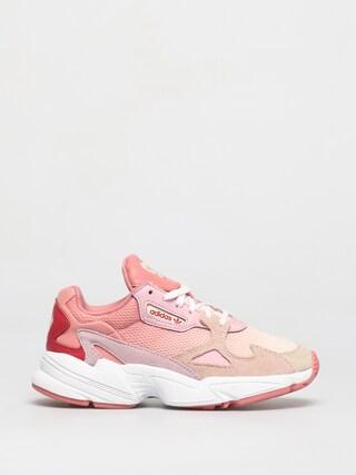 Topu00e1nky adidas Originals Falcon Wmn (ecru tint s18/icey pink f17/true pink)