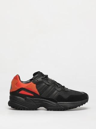 Topánky adidas Originals Yung 96 Trail (cblack/trgrme/flaora)