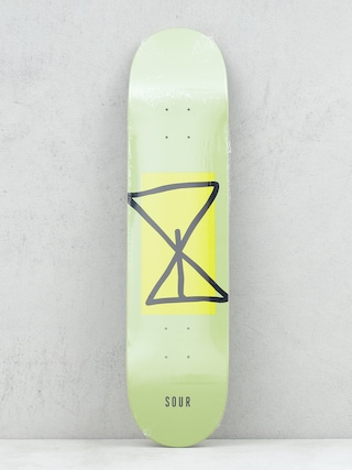 Doska Sour Solution Sourglass (yellow)