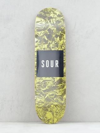 Doska Sour Solution Foil (gold)