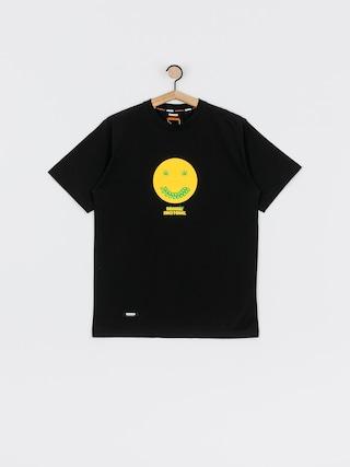 Tričko MassDnm Smile (black)
