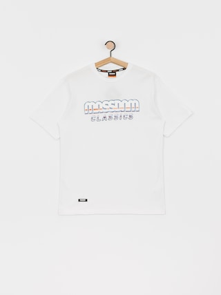 Tričko MassDnm Chrome (white)