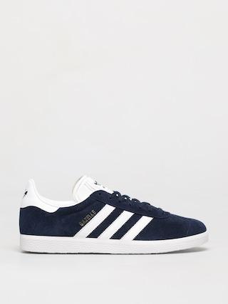 Topu00e1nky adidas Originals Gazelle (collegiate navy/white/gold met)