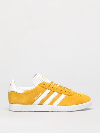 Topu00e1nky adidas Originals Gazelle (active gold/white/white)