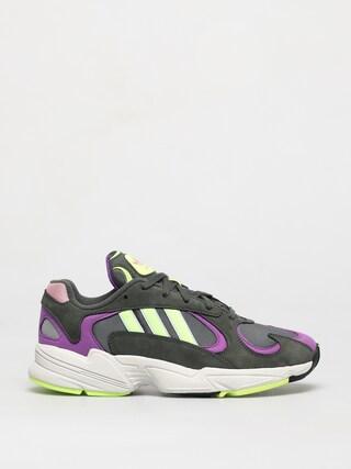 Topu00e1nky adidas Originals Yung-1 (legivy/hireye/actpur)