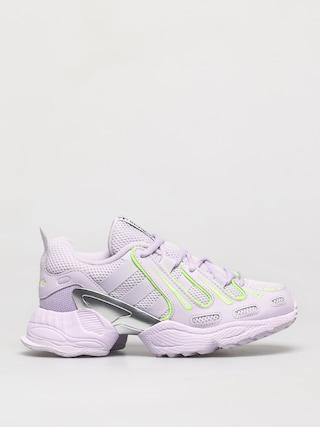 Topu00e1nky adidas Originals Eqt Gazelle Wmn (purple tint/purple tint/silver met)