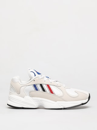 Topu00e1nky adidas Originals Yung-1 (crystal white/silver met/core black)