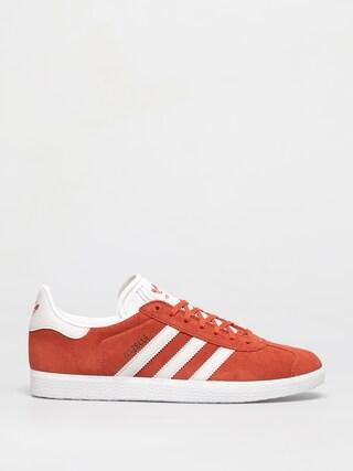 Topu00e1nky adidas Originals Gazelle (rawamb/greone/ftwwht)
