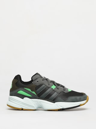 Topu00e1nky adidas Originals Yung 96 (cblack/legivy/rawoch)