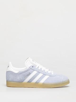 Topu00e1nky adidas Originals Gazelle Wmn (periwi/ftwwht/ecrtin)