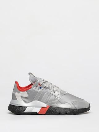 Topu00e1nky adidas Originals Nite Jogger (silver met/silver met/core black)