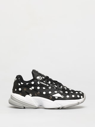 Topánky adidas Originals Falcon Wmn (core black/crystal white/grey two)