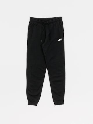 Nohavice Nike Essntl Pant Reg Flc Wmn (black/white)