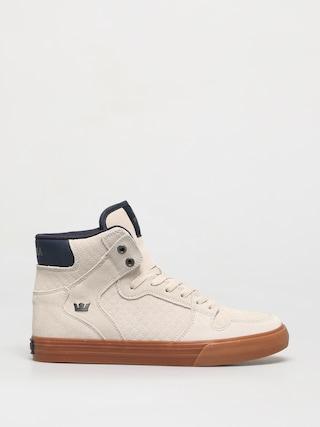 Topánky Supra Vaider (bone/navy gum)