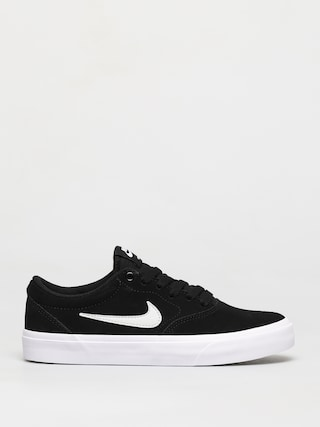 Topu00e1nky Nike SB Charge Suede Gs (black/photon dust black black)
