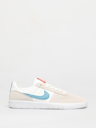 Topu00e1nky Nike SB Team Classic (summit white/cerulean white)