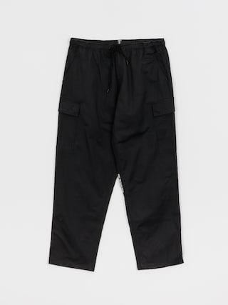 Nohavice Volcom X Macba Life Cargo (black)