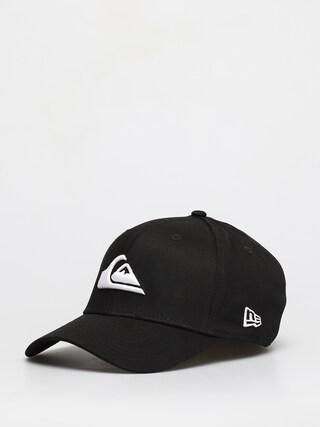 Šiltovka Quiksilver Mountain & Wave Black ZD (white)