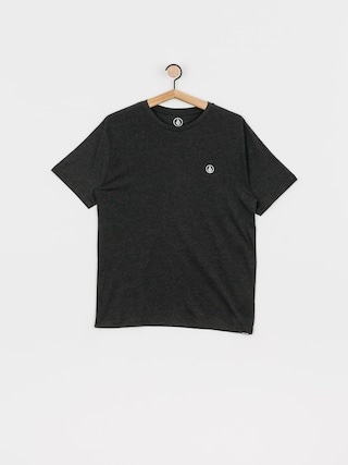 Triu010dko Volcom Circle Blanks Hth (heather black)