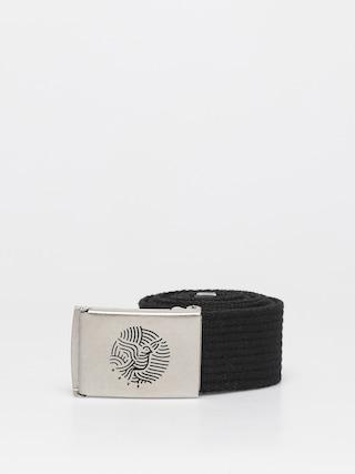 Opasok Nervous Ribbons (black/silver)