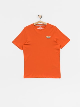 Triu010dko Volcom Daybreak Fty (burnt orange)