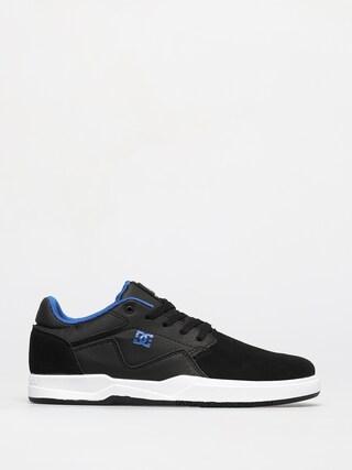 Topánky DC Barksdale (black/grey/blue)