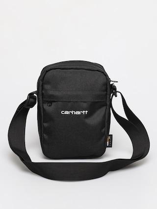 Tau0161ka Carhartt WIP Payton Pouch (black/white)