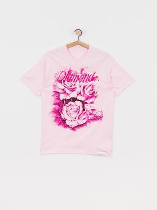 Triu010dko Diamond Supply Co. Giant Script Blossom (pink)