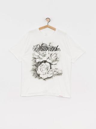 Triu010dko Diamond Supply Co. Giant Script Blossom (white)